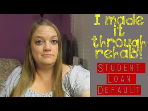 My Student Loan Default Rehabilitation Journey