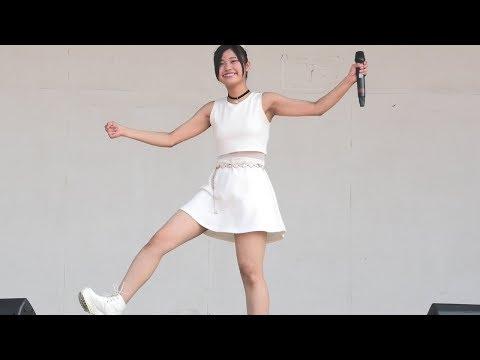 BABY♡LIPS 南ゆかり[4K]]2019/8/4 「呉・夏フェス2019」2部