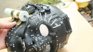 Steamtech battle mask