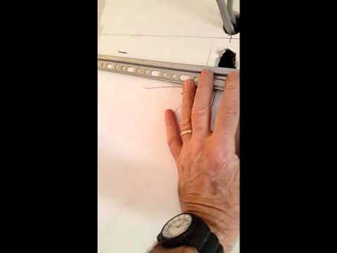 Fix Heavy Wall Units To Stud You, How To Fix Kitchen Units Plasterboard Wall