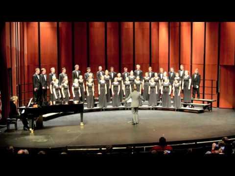 """Earth Song"" by Frank Ticheli - Gilbert Christian Schools - Concert Choir '16"
