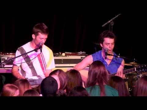 "Peyton & Tanner ""Sharing the Stage"" on Vashon Island April 20, 2013"