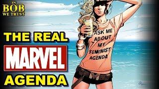 in bob we trust the real marvel agenda