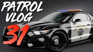 A DAY IN THE LIFE OF A CITY COP (Virtual Ride Along Ep 31)