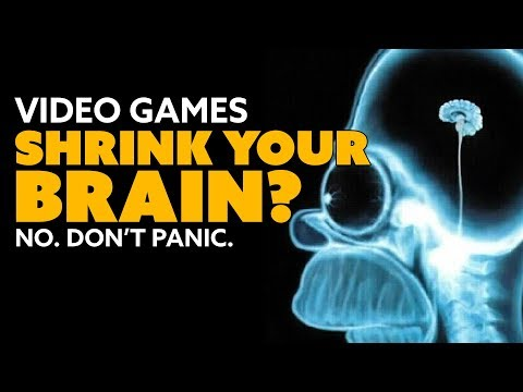 Video Games SHRINK YOUR BRAIN? Uh... no. - The Know Game News