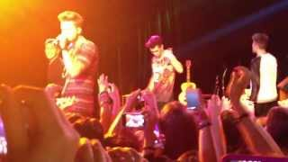 Pretty Brown Eyes (Cover) - The Boy Band Project @ The Roxy Theater 9-1-13