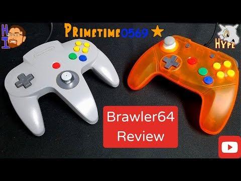 Brawler64 Review