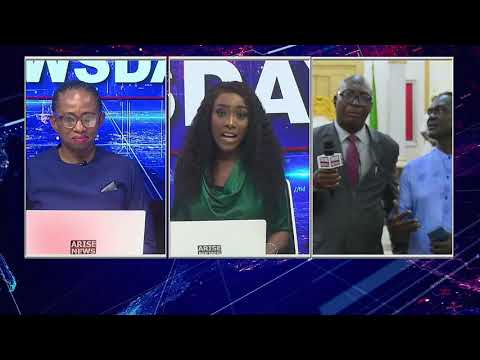 OBA OF BENIN ON RETURN OF ARTIFACTS - ARISE NEWS EXCLUSIVE C