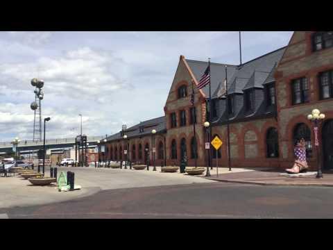 Railroad Attractions of Cheyenne, WY w/ UP Big Boy 4004 and Cheyenne Depot 06/19/17