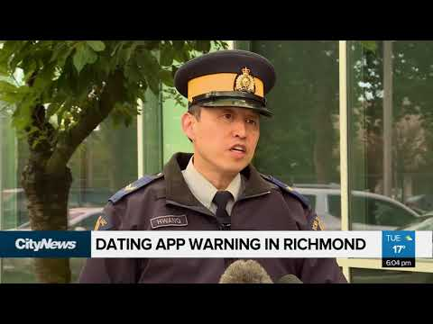 Dating App Warning In Richmond