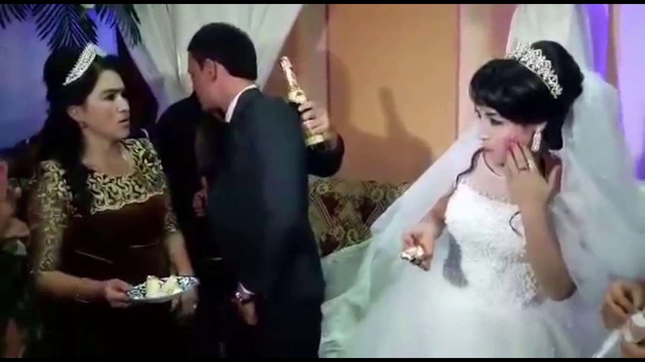 Groom Slaps Bride In Front Of Stunned Wedding Guests Goviral