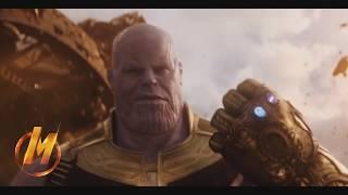 Se Filtra Final de Los Vengadores Guerra del Infinito!? -Capitan Marvel Enfrenta A Thanos!?