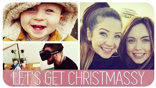LET'S GET CHRISTMASSY! | HANNAH MAGGS Thumbnail