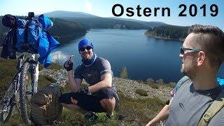 Ostern 2019   4 Tage Sport   Schmerzgrenze erreicht   Brocken Teufelsstieg u.v.m.