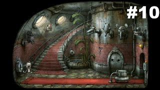 Let's Play Machinarium #10: Saving the Day Cinematically