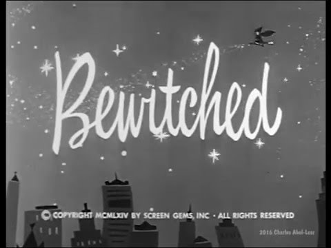 Bewitched - Rare Original Season 2 Theme Song