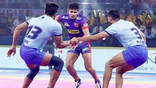 Pro Kabaddi 2019 Highlights   Dabang Delhi vs Tamil Thalaivas  Hindi M9