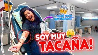 24 HORAS SIENDO TACAÑA!! TODO LO QUE HICE!!😱 | Leyla Star 💫