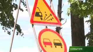 В Суземском и Выгоничском районах идут активные дорожные работы 15 06 18