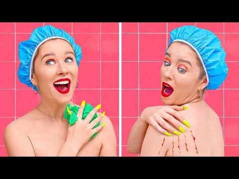 UZUN VE KISA TIRNAK SORUNLARI VE KOMİK DURUMLAR || 123 GO!'dan En Komik Anlar