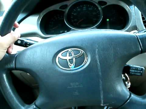 2003 Toyota Highlander Base Review Interior Critique