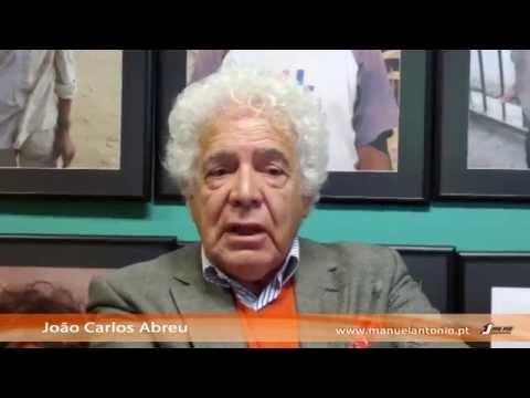 Apoio de João Carlos Abreu