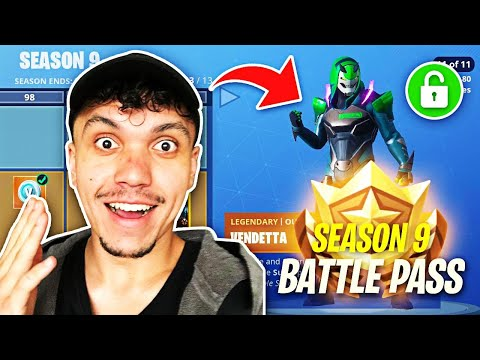 IF YOU WIN, I BUY YOU NEW *MAX* Battle Pass on Fortnite Season 9