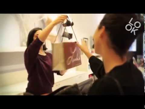 6e161781d4315 Bra Shopping at Linda s with Look TV s Victoria Floethe - YouTube