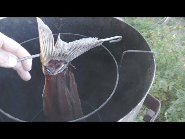 Простой способ закоптить вкусно рыбу