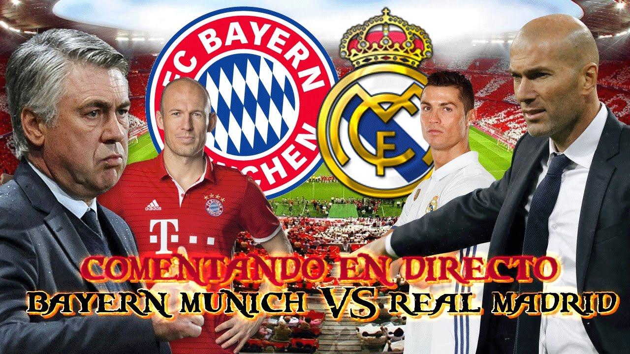 Bayern Real AnstoГџ