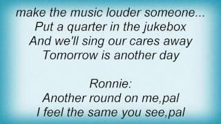 Barry Manilow - Put A Quarter In The Jukebox Lyrics