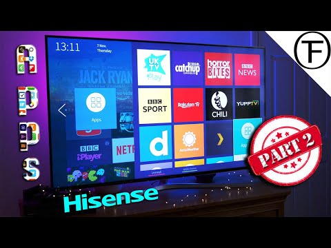 Best Apps on the Hisense TV!