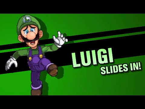 ssf2 luigi official trailer youtube