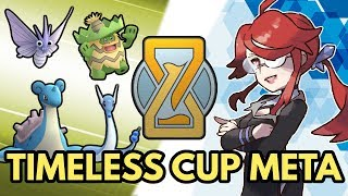 Timeless Cup Simplified | Pokemon GO