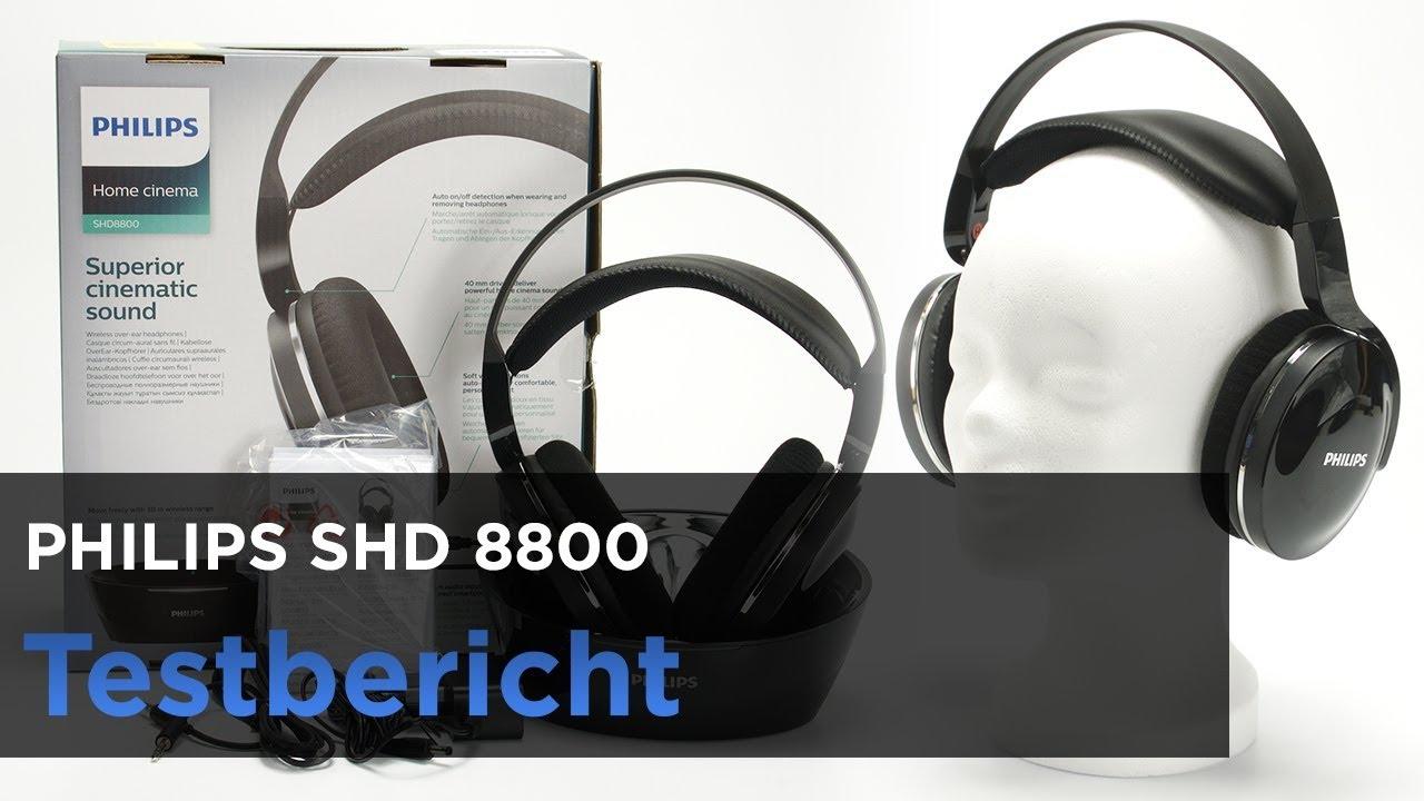 philips shd 8800 im test digitaler funkkopfh rer mit. Black Bedroom Furniture Sets. Home Design Ideas