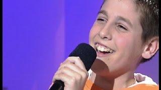 Antonio José canta Dígale ante su ídolo David Bisbal YouTube Videos