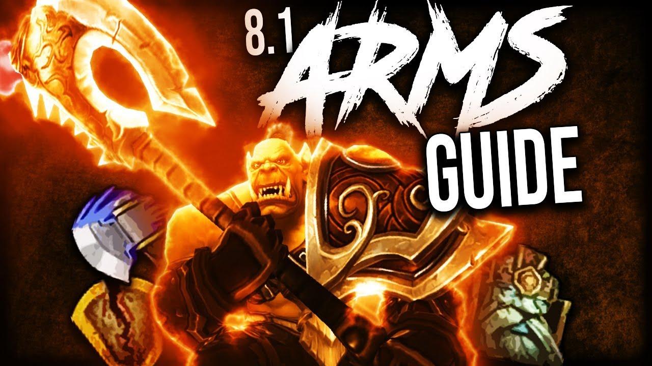 Arms Warri Guide
