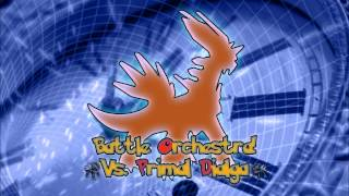 Battle Orchestra! Vs. Primal Dialga