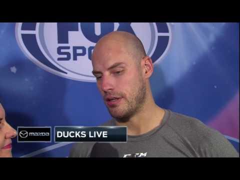 Ducks Postgame Getzlaf Interview