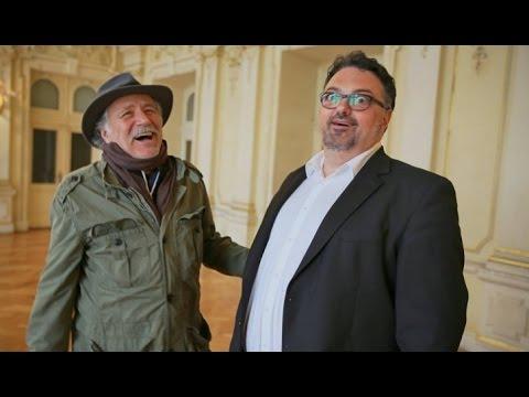BUKA TV : Intervju - Rade Šerbedžija