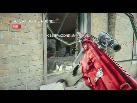 Come non fare kill-rainbowsix siege w/ Nz-DeGasperi