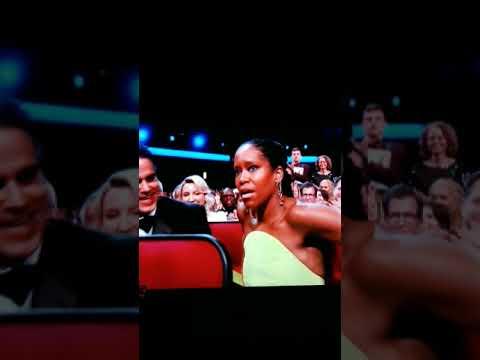 My Girl Regina King Wins Emmy 2018!!