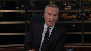 Bill Maher Reacts to Ruth Bader Ginsburg's Passing | Real Time with Bill Maher (HBO)