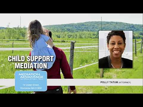 How Are Child Support Matters Generally Resolved Through Mediation?