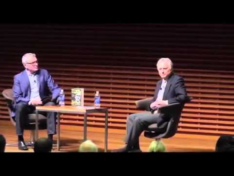 Richard Dawkins • Interview at Stanford University   October 4, 2015