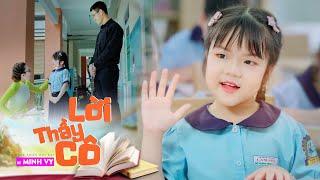 Lời Thầy Cô ♪ Bé Minh Vy [MV 4K] ☀ Ca Nhạc Thiếu Nhi Cho Bé Hay Nhất 2020