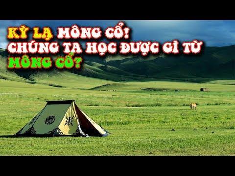 Đất nước Mông Cổ và những điều đáng để Việt Nam học tập!