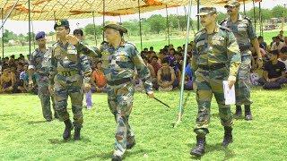 army rally bharti सेना भर्ती की तैयारी करने वाले युवा जरूर देखें ये वीडियो, दौड़ में नहीं होंगे फेल