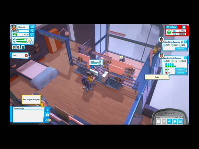 Let's Play Youtubers Life | Weitere Mitarbeiter | Folge #015