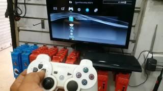 HACKED PS3 SUPER SLIM 4.81 OFW RUN MULTIMAN 4.81